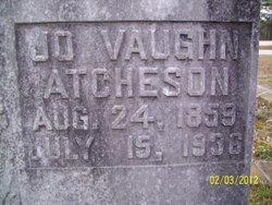 Josie Jo <i>Vaughn</i> Atcheson