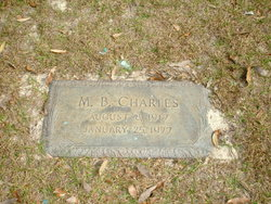 M.B. Red Charles