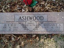 Margaret Angeline <i>Harris</i> Ashwood
