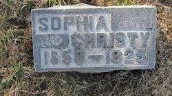 Sophia Christy