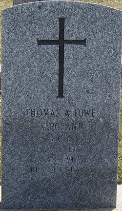 Thomas Arthur Lowe