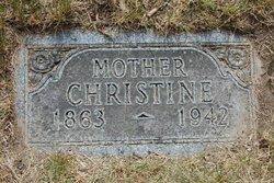 Christine Mattson