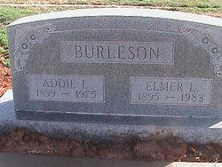 Elmer L. Burleson