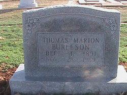 Thomas Marion Burleson