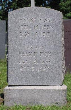 Fannie <i>Boas</i> Fisk