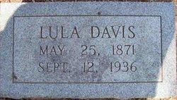 Lula <i>Tubb</i> Davis