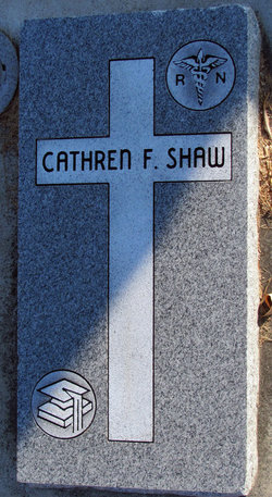 Cathren F <i>Freiberg</i> Shaw
