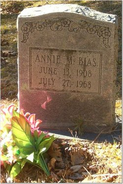 Annie May <i>McNeely</i> Bias