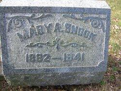 Mary A. Snook