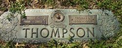 Bessie G Thompson