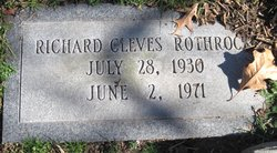 Richard Cleves Rothrock