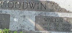Walter Commodore Goodwin