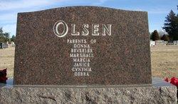 Grace Mildred <i>Jorgensen</i> Olsen