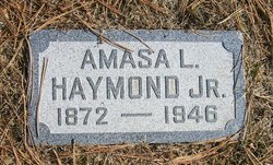 Amasa Lyman Haymond, Jr