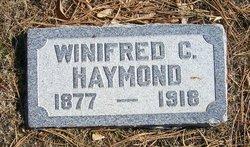 Winifred <i>Conrad</i> Haymond