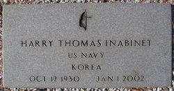 Harry Thomas Inabinet