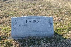 Irene <i>Rowlett</i> Hanks