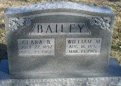 Clara B <i>Thomas</i> Bailey