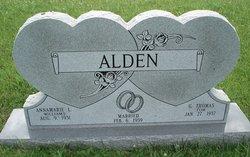 Annamarie L <i>Williams</i> Alden