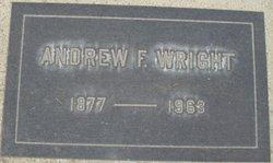Andrew F Wright
