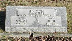 Marion Isaac Brown