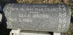 Nathaniel Lyon Brown