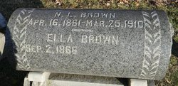 Ella <i>Carlisle</i> Brown