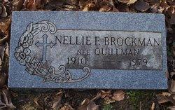 Nellie F. <i>Quillman</i> Brockman