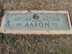 Conley L Aaron