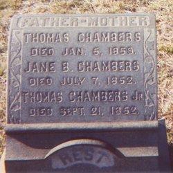 Thomas Chambers, Jr