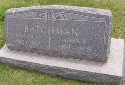 Matilda Elizabeth Tillie <i>Brenn</i> Batchman