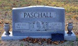 Ira Lee Paschall