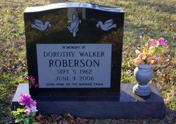 Dorothy <i>Walker</i> Roberson