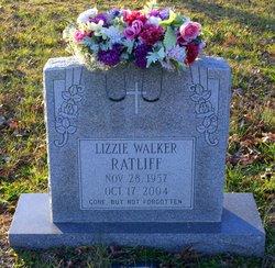 Lizzie <i>Walker</i> Ratliff