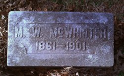 Marcus Wilson McWhirter