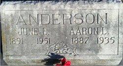 Aaron Laurentius Anderson