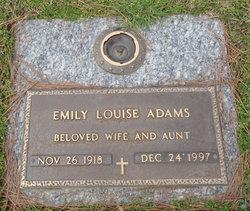 Emily Louise Adams