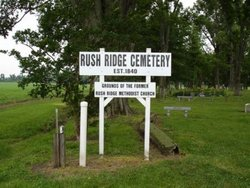 Rush Ridge Cemetery
