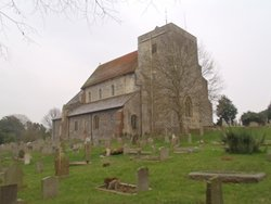 St Andrew and St Cuthman Churchyard