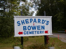 Shephard's and Bowen Cemetery