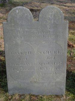Joseph Newhall