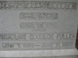 Mary Logan Goodloe