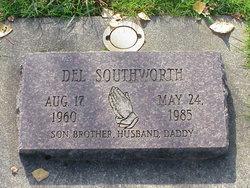 Delbert Dwight Del Southworth