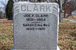 Sarah C <i>Smith</i> Clark