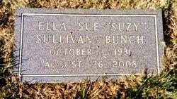 Ella Sue Suzy <i>Sullivan</i> Bunch