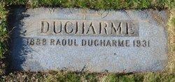 Raoul Ducharme