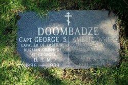 Amelie <i>White</i> Doombadze