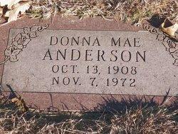 Donna Mae Anderson