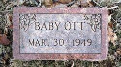 Baby Boy Ott