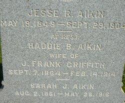 Jesse R. Aiken